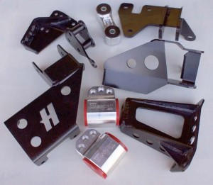 Hasport EK K-Swap Lean Engine Mounts (EKKLEAN2)