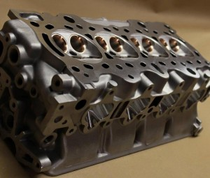 4Piston Outlaw GSR CNC Head