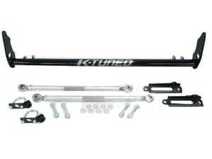 K-Tuned Traction Bars (w/ B-Series Engine Mounts)