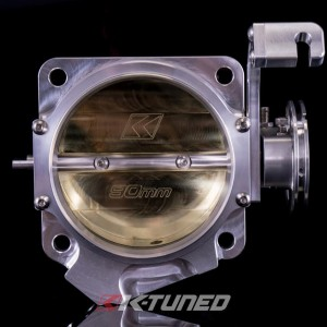 K-Tuned 80mm Throttle Body With IACV and MAP (B-Series or K-Series)