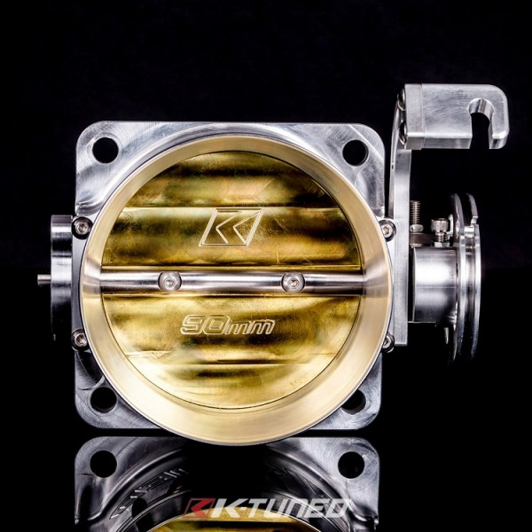K-tuned 90mm Throttle Body  B-series Or K-series  - Intake Systems