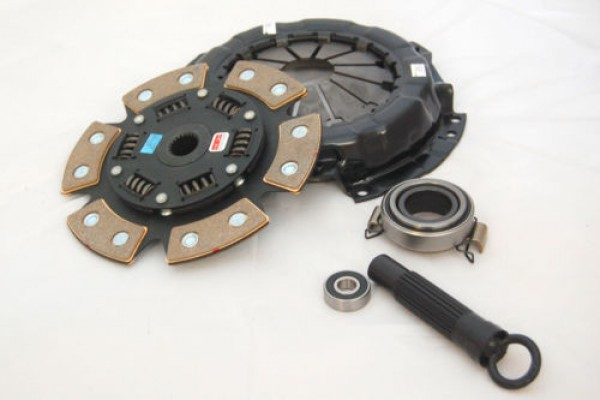 Competition Stage 4 Clutch Kit