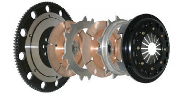 Competition Twin Disk Clutch