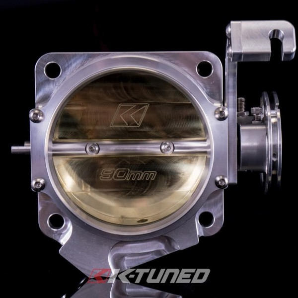 K-Tuned 90mm Throttle Body With IACV and MAP (B-Series or K